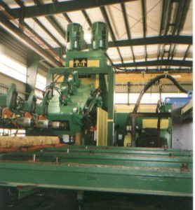 Curve Sawing Gang Systems Timber Machine Technologies